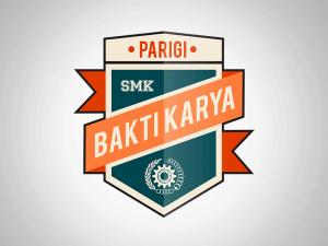 Logo SMK Bakti Karya Parigi Pangandaran