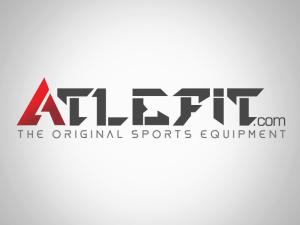 Logo Brand Toko Online Atlefit