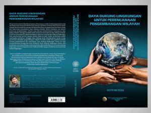 Cover Buku Daya Dukung Lingkungan